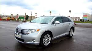 2010 Toyota Venza. In depth tour, Test Drive. - YouTube