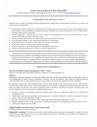 100 Examples Of Cover Letters For Management Positions 166