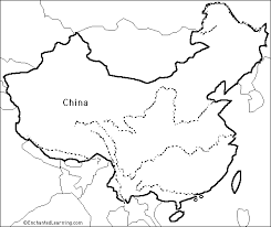 a5b04141a6158302f13bff893ef1a705 outline map china social studies pinterest asia, china and maps on silk road map worksheet