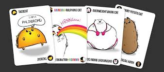 exploding cats.  Exploding Above Exploding Kittens To Cats L
