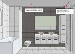 recessed bathroom lighting. Super Cool Ideas Bathroom Recessed Lighting Placement Delightful T