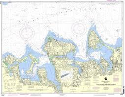 Chart 14782 Noaa Nautical Chart 12365 South Shore Of Long Island Sound