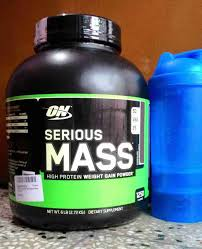 optimum nutrition serious m bought from amazon