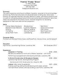 Carpenter Resume Template Amazing Apprentice Carpenter Resume Template Modclothingco