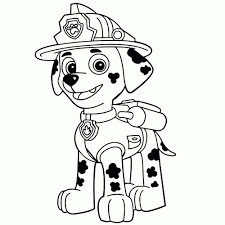 Gratis Kleurplaten Brandweerman Sam