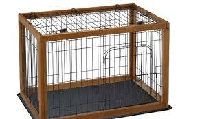 designer dog crate furniture ruffhaus luxury wooden. Designer Wood Dog Crate Looks Like Furniture For Living Areaas In Ruffhaus Luxury Wooden