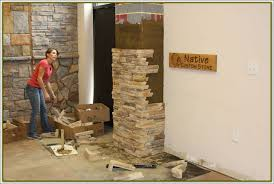 furniture wonderful indoor fake rock wall covering air stone faux stone panels for fireplace faux rock veneer panels diy faux stone