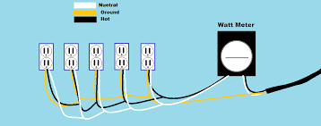 receptacle wiring electrical outlets from a single outlet home wire everything up enter image description here