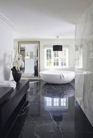 black bathroom. Modren Black Back In Black Bathroom Design With 10 Bathroom Design Ideas  Luxury Intended A