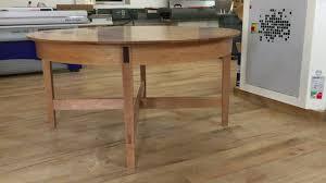 Qline Design Qline Design Expanding Rotating Table With Secret Compartments