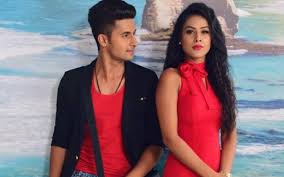sid and roshni in a still from jamai raja picture courtesy insram nia
