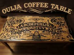 picture of ouija coffee table
