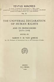 magna carta umll while the post wwii period brought remarkable consensus about the importance of human rights the 21st century calls for continued and innovative