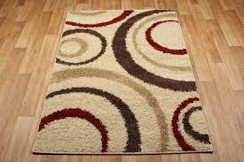 aura cream brown red rug 3922w brown and cream zebra rug