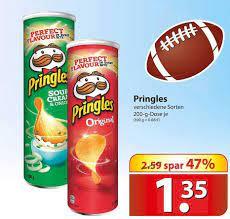 Pringles Angebot bei Famila