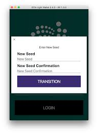 Iota Support Light Wallet New Gui Transition Phase Explained Iota