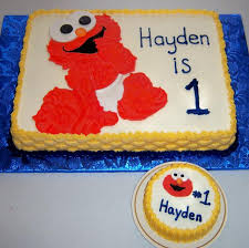 8 Baby Elmo 1st Birthday Cakes For Boys Photo Baby Elmo Birthday