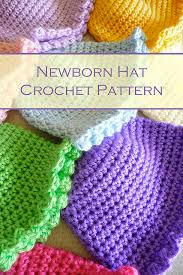 Crochet Newborn Hat Pattern Unique Ravelry Buttercup Babies Newborn Hat Pattern By Leslie Wolfe