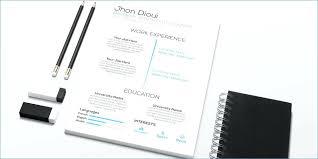 Creative Resume Template Free Unique Creative Resume Templates