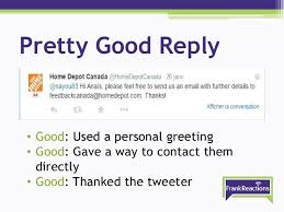 Customer Service On Twitter Examples Of Good Bad Ugly Service Rep