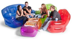 And oooh if you got an inflatable couch, then your room will feel more like  an apartment!
