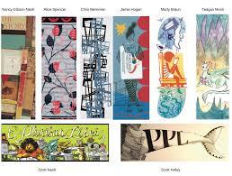 150th Commemorative Bookmarks Portland Public Library