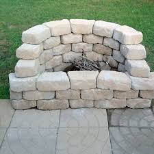 stone fire pit ideas. View In Gallery Creative Stone Fire Pit On A Budget Thumb 630xauto 53441 How To Be With Ideas T