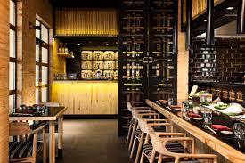 Sushi Restaurant Interior Design Ideas Inakaya Restaurant In Abu Dhabi By Stickman Design Offers