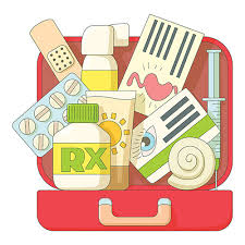 Emergency List Emergency Kit Checklist For Kids And Families Cdc
