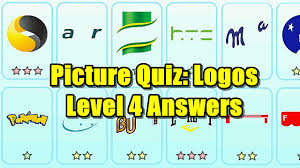 Picture Quiz: Logos - Level 4 Answers   Picture Quiz: Logos