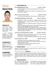 Awesome Collection Of Resume Cover Letter Yes Or No Duc Nguyen