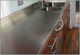 stainless steel countertops cost stainless steel countertops cost stunning how to clean granite countertops