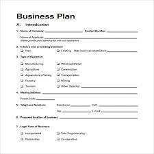 Free Business Plan Templates Word Download Free Business Plan Template Word Aktin