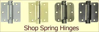 spring loaded hinges for door. spring hinge department loaded hinges for door