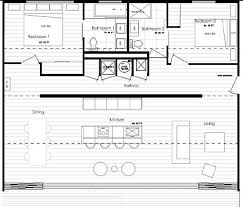 Shipping container office plans One Bedroom Floor Plan For House Made From Shipping Containers Storstac Iq Hause In 2019 Shipping Container Homes Pinterest House