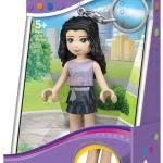 Игрушка лего <b>Брелок</b>-фонарик для ключей <b>Friends</b> - Emma, <b>lego</b> ...