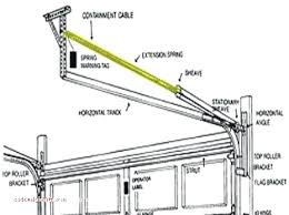how to install garage door torsion springs part 2 garage door extension spring awesome replace garage