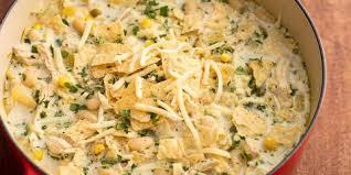 easy chicken dinner recipes. Beautiful Dinner White Chicken Chili Horizontal On Easy Dinner Recipes Delishcom