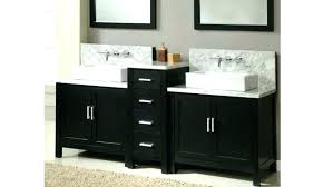 allen and roth vanity bathroom vanity cabinet l side splash allen roth moravia white vanity with
