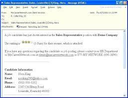 Sending Resume Through Email Template Dhakabank Best How To Send Resume Through Email To A Hr Sample