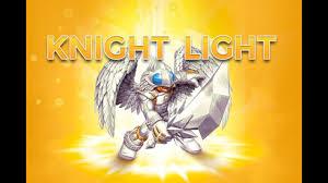 Skylanders Trap Team Light Trap Masters Skylanders Trap Team Knight Light Gameplay Video