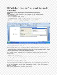 Template Microsoft Word Resume Oracle Bi Publisher Microsoft Excel