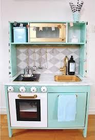 Childrens Wooden Kitchen Furniture Ikea Play Kitchen Makeover Miss Audrey Sue L I T T L E G