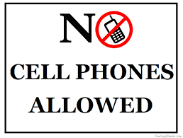Free Printable No Cell Phone Sign Download Free Clip Art Free Clip