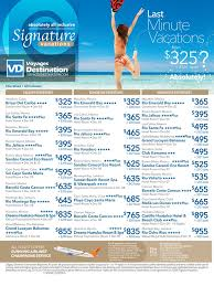 last minute cruise deals and all inclusive vacation deals
