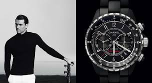 the l instant chanel watch campaign is a black and white icon in chanel j12 watches 5