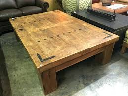 coffee table dining table rustic door coffee table sliding door coffee table barn door console table