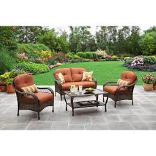 Patio Furniture Covers Lowes Brilliant Patio Chairs at Lowes