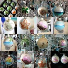 Hand Decorated Christmas Balls Handpainted Christmas Ornament Balls Anna's Art Gallery 83