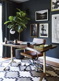 contemporary mens office decor. I Think We Could All Get A Lot Of Work Done In This Moody Nid Century Home Office Contemporary Mens Decor E